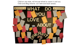 OAG Diversity!