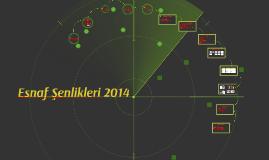 Esnaf Şenlik - 2014