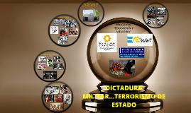 """PROGRAMA """"EDUCACIÓN Y MEMORIA"""""""