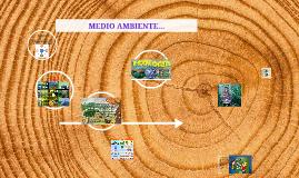 MEDIO AMBIENTE...