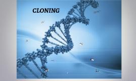 Copy of CLONING