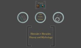 Hercules v Heracles: