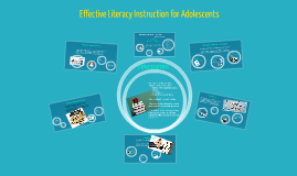 Effective Literacy Instruction for Adolecents