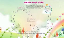 MODELO HIGH SCOPE