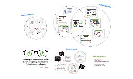 Proyecto de Investigación Comunicación en red en colegios y asociaciones profesionales en España.Resultados globales