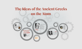 The Ideas of the Ancient Greeks on the Atom