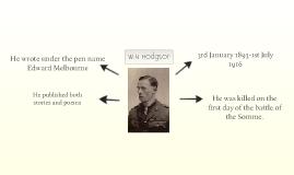 Copy of The Call- W.N.Hodgson