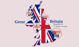Great Britain post 9/11