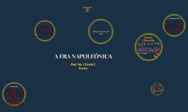 A Era Napoleônica
