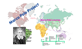 Synthia and Sam: Marco Polo Project