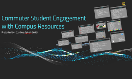 Student Engagement with Campus Resources