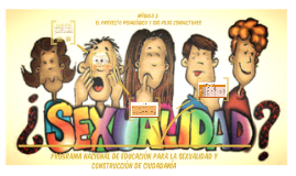 Programa Nacional de Educación para la Sexualidad y Construc