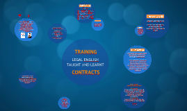 Training: Legal English Taught and Learnt
