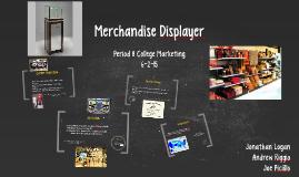 Merchandise Displayer