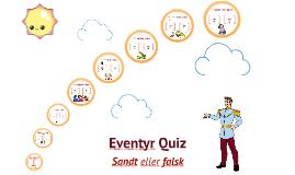 Eventyr Quiz