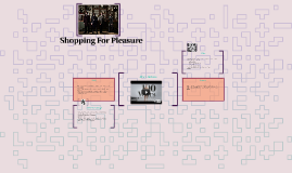 Shopping For Pleasure