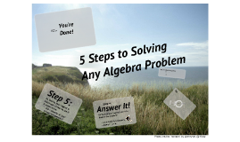 Copy of 5-steps-Algebra-Problem-Solving
