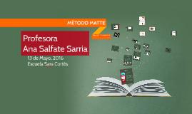 Copy of MÉTODO MATTE