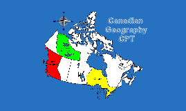 Canadian Geography CPT