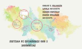 Copy of sistema de ecuaciones con 2 incógnitas