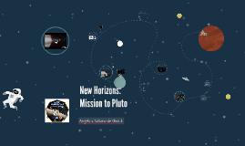 New Horizons: