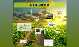 Copy of Eco tourism
