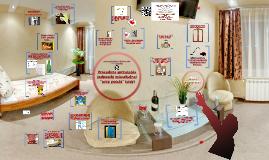 Procedura sprzątania jednostki mieszkalnej w hotelu.