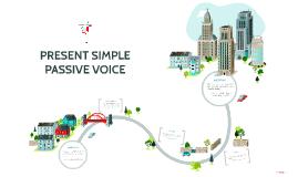Present Simple Passive Voice