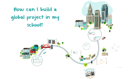 Copy of How can I build a global project in my school?