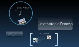 Jose Antonio Donoso