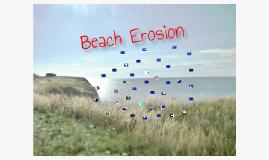 Beach Erosion Prezi