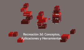 Recreaciones 3d