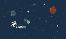 Marte es el cuarto planeta en orden de distancia al Sol y el