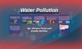 Copy of Water Pollution