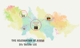 The celebration of purim