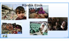 Konflik Etnik