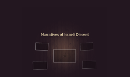 Narratives of Israeli Dissent