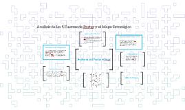 Copy of Análisis de las 5 Fuerzas de Porter y el Mapa Estratégico