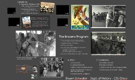 The Bracero Program