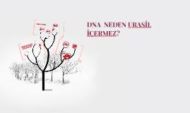 DNA  NEDEN URASİL İÇERMEZ?