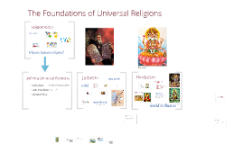 The Foundations of Universal Religions