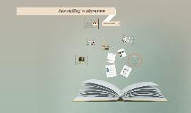 Copy of Storytelling  в обучении