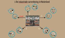 3B   H1  Industriele samenleving in Nederland