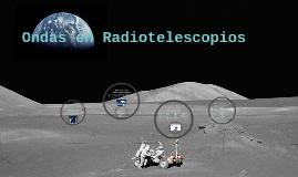 Radio telescopios