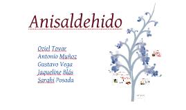 Anisaldehido