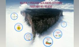 CCNN. Procesos geológicos externos y formas de modelado