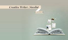 Creative Writer