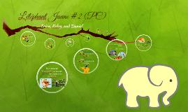 Passé Composé L'éléphant Jaune #2