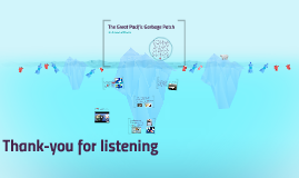 Copy of Thankyou for Listening