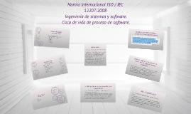 Copy of Norma Internacional ISO / IEC 12207:2008